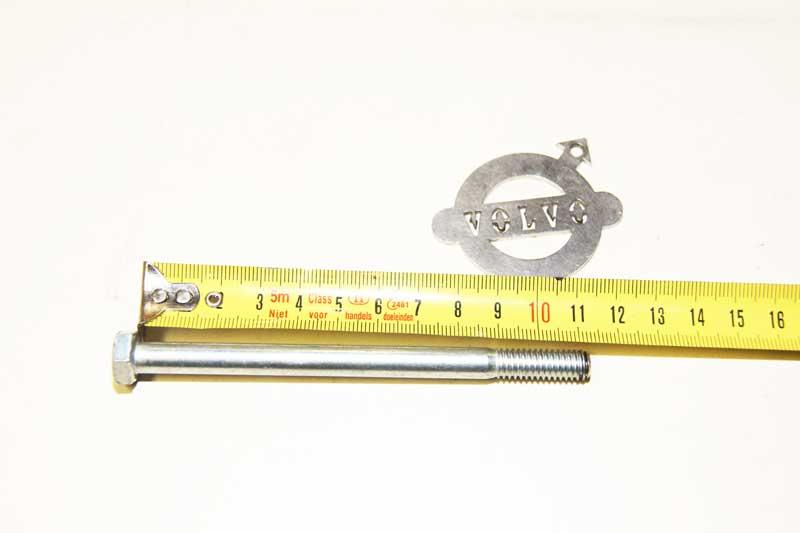 Luchtfilter bout UNC 5/16 L=113mm