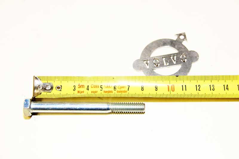 Luchtfilter bout UNC 5/16 L=82mm
