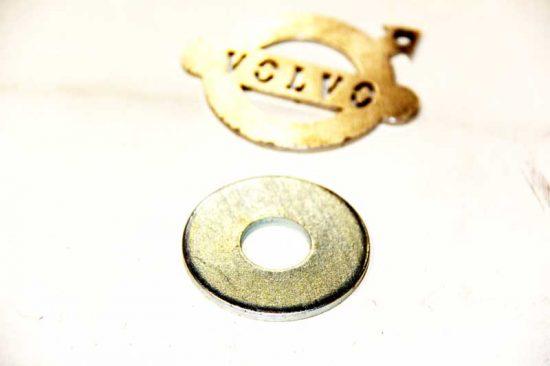 Draagarm / Panhardstang ring