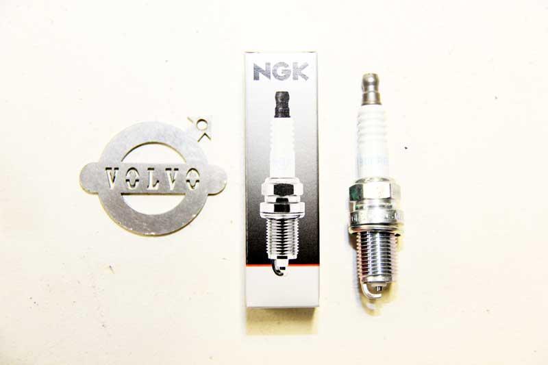 Bougieset NGK BCPR6ES