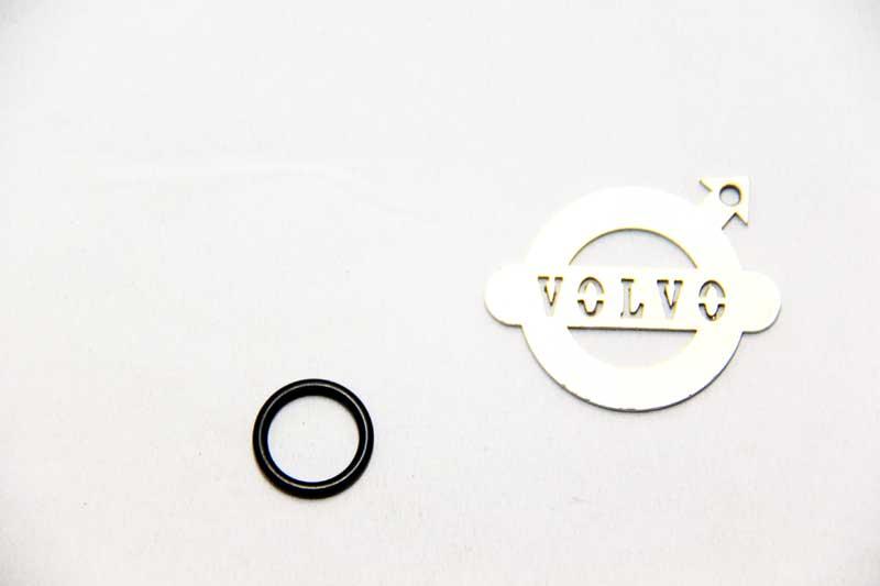 O-ring kachelradiator