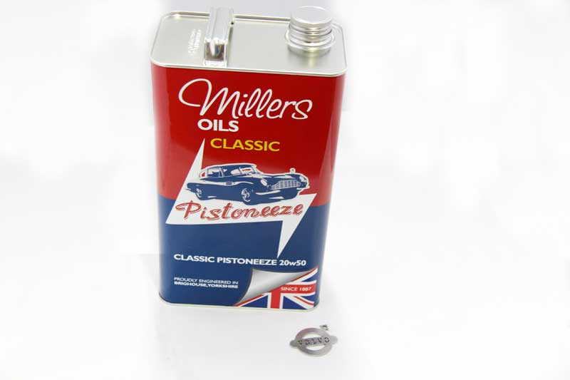 Millers Classic Oil 20W50