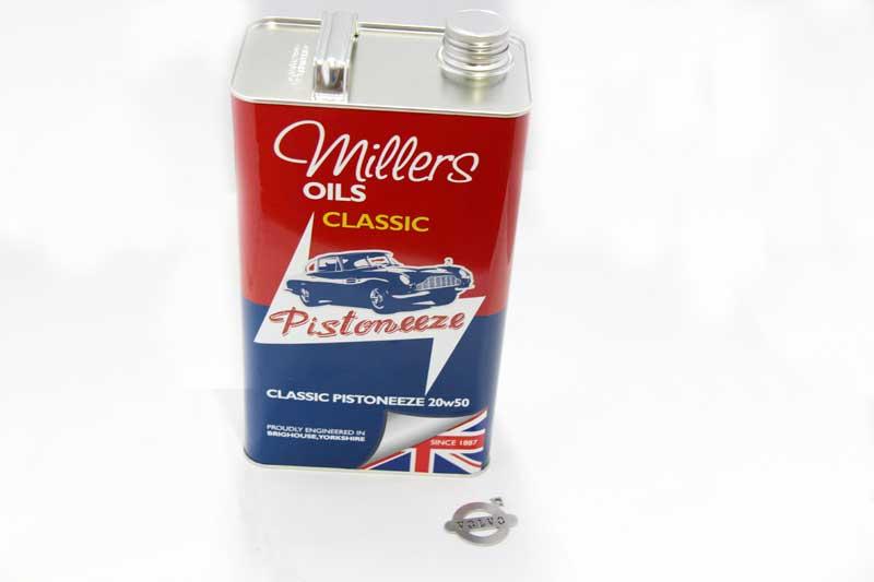 Millers Classic Oil 20W50