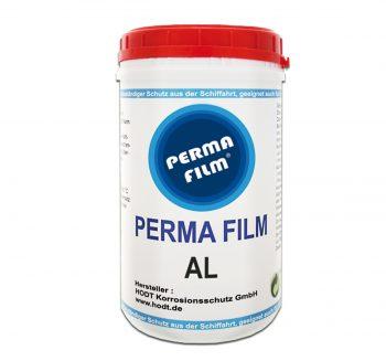 Perma Film aluminiumkleur