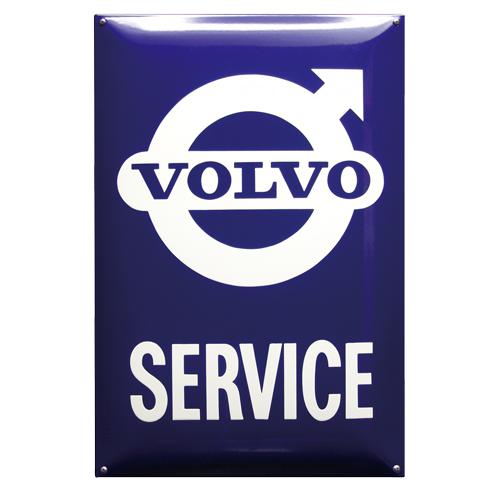 VOLVO SERVICE bord GROOT