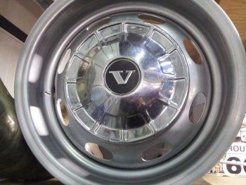 GT velg 5,5J x 15 per stuk