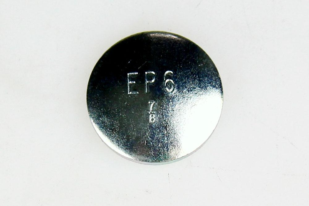 Afdopplug injectiegaten B20 E/F