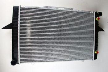 Radiator Nissens handgeschakeld en automaat