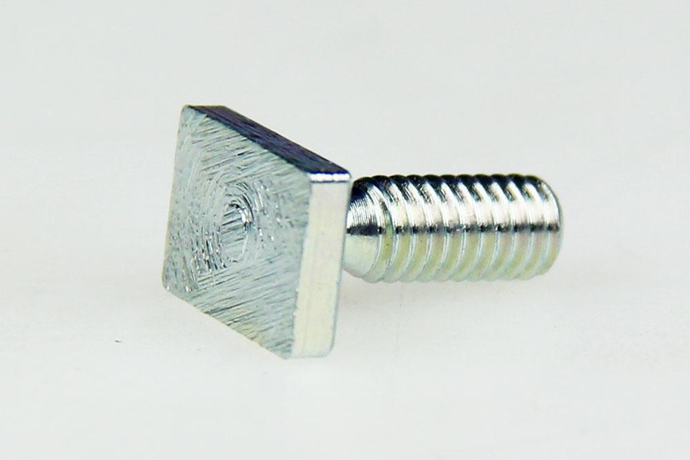 Schroef clip dashboard sierlijst