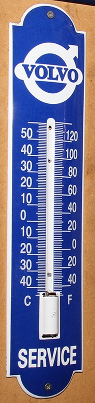 VOLVO Thermometer volvo klassiekers