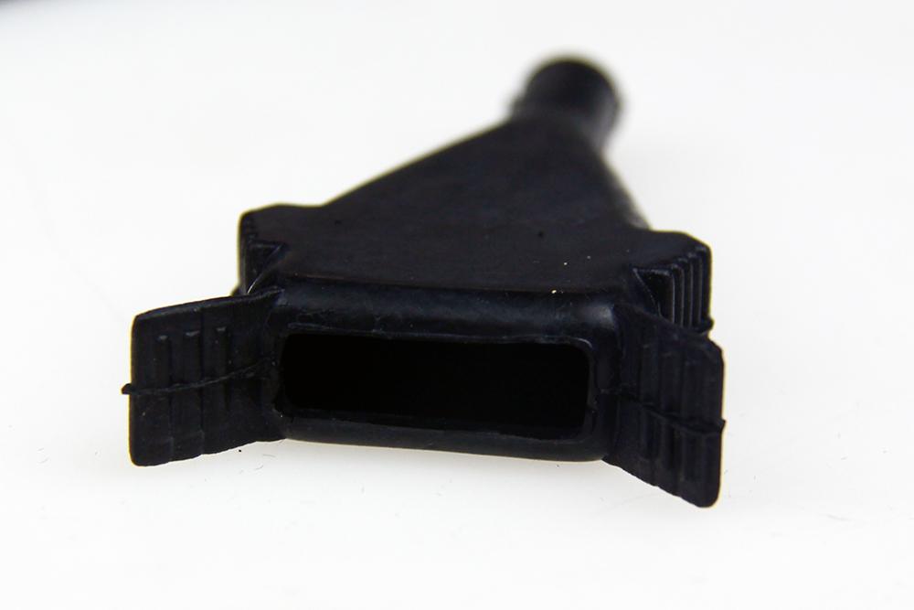 Stekker rubber set injectie B20E / F