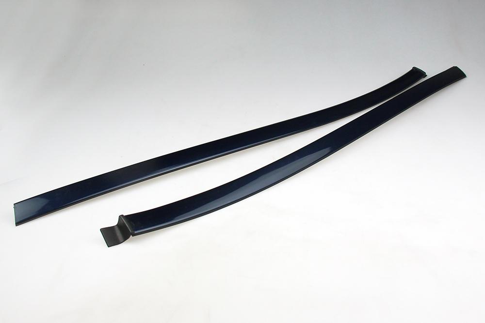 Raamsierlijst links S60, donkerblauw