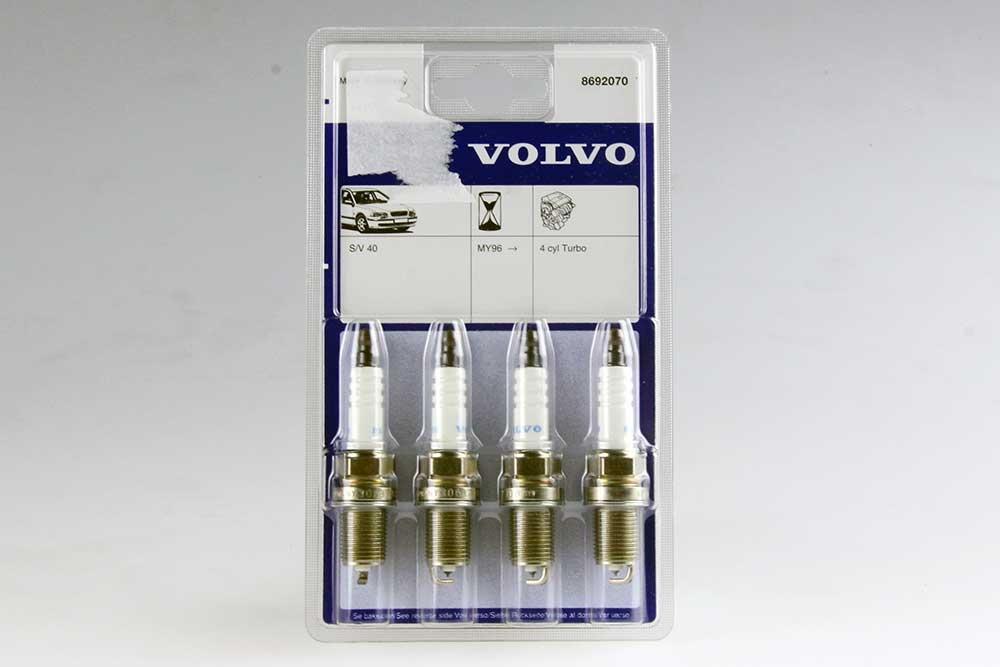 Bougieset Origineel Volvo