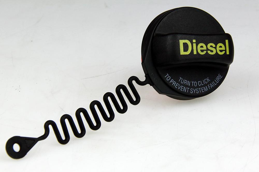 Tankdop DIESEL S60, V60, S60XC, V60XC, S80, V70 P26, V70 XC70, XC60, XC90