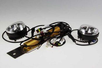 LED dagrijverlichting SAAB