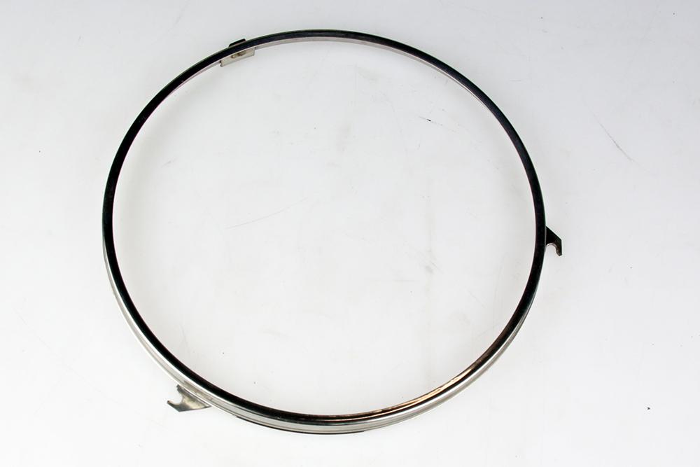 Binnenring koplamp chrome Volvo 164