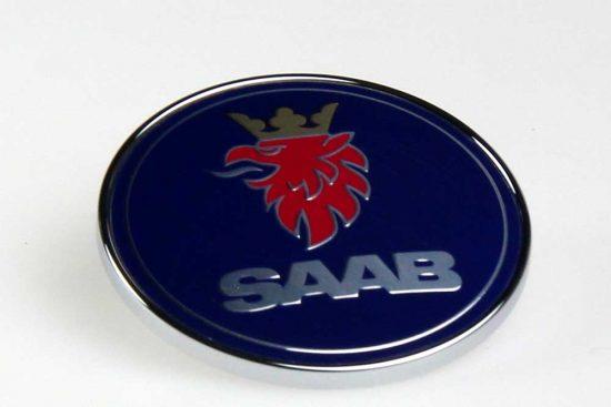 Embleem motorkap SAAB