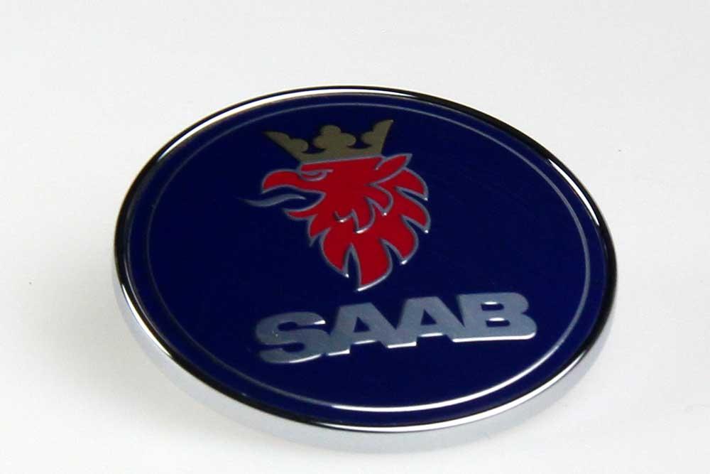 Embleem Motorkap Saab Alles Voor Uw Volvo Volvo Klassiekers Webshop