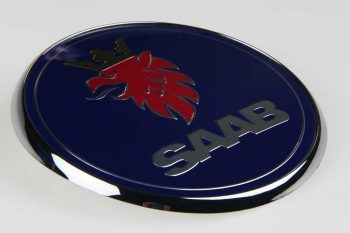 Embleem achterklep SAAB