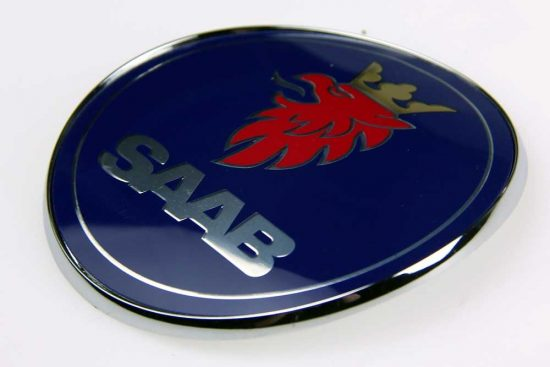 Embleem achterklep SAAB 9-3