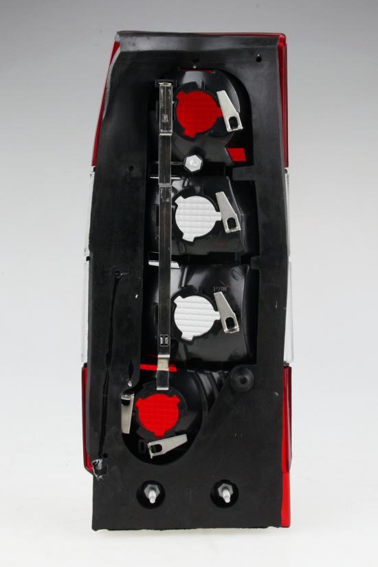 Achterlicht Unit RECHTS  Rood / Wit Volvo 745, 945
