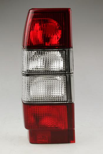 Achterlicht Unit LINKS Rood / Wit Volvo 745, 945