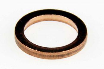 Koperen ring remslang SAAB