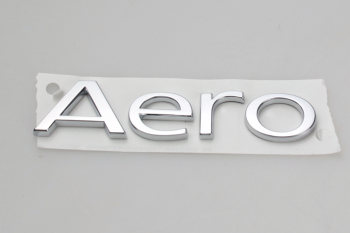 """Embleem achterklep """"AERO"""" Saab 9-3, 9-5"""