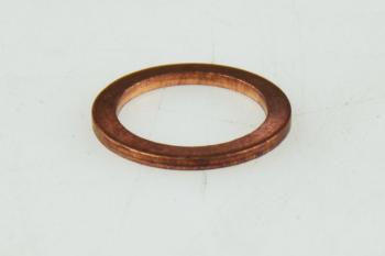 Koperen ring hoofdremcilinder Katterug