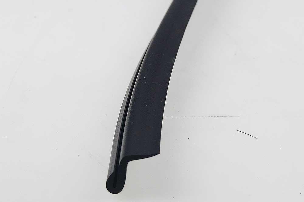 Spatbord rubber P1800