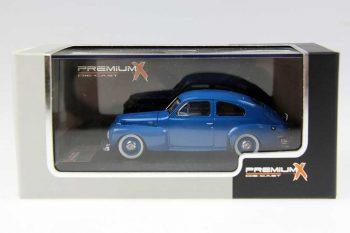 Volvo 444, blauw, 1:43
