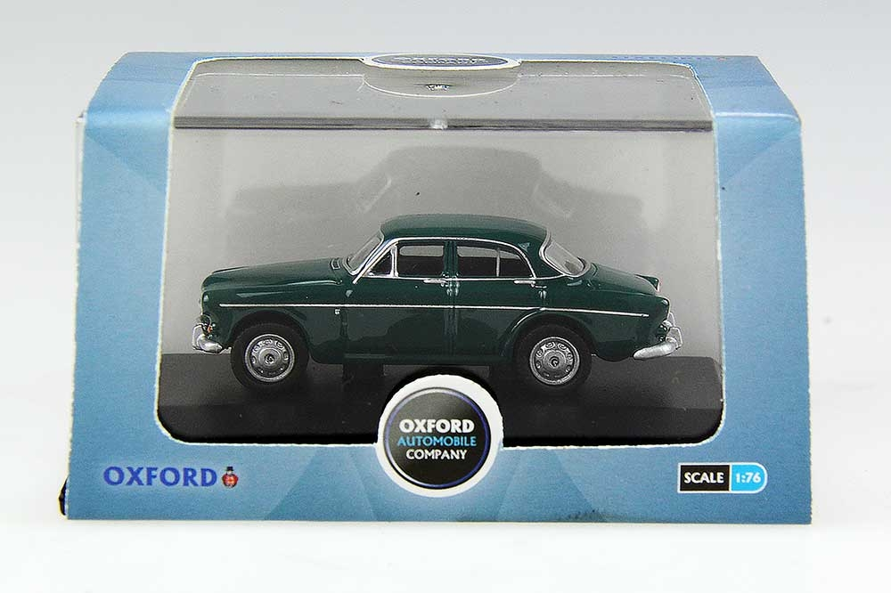 Volvo Amazon 4-drs groen 1:76