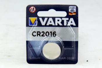 Batterij afstandsbediening CR2016 3 Volt