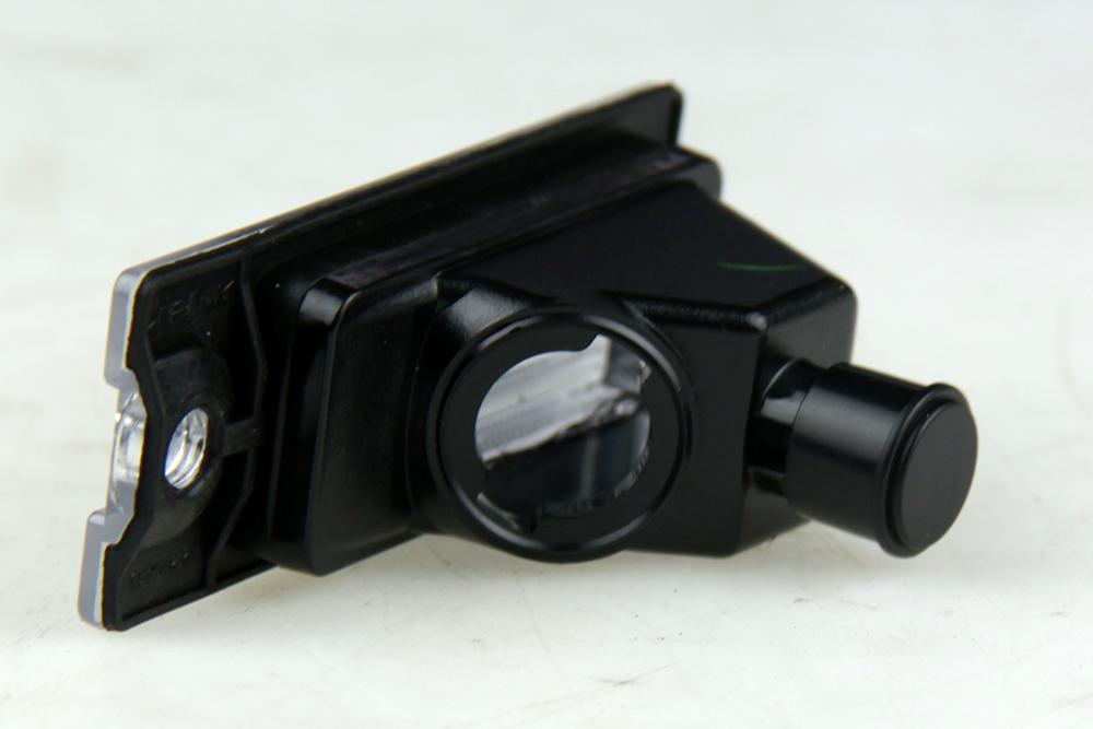Kentekenverlichting Volvo S60, V70, S80, XC90