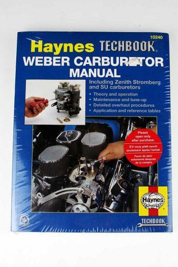 Haynes Handboek Weber, Zenith Stromberg