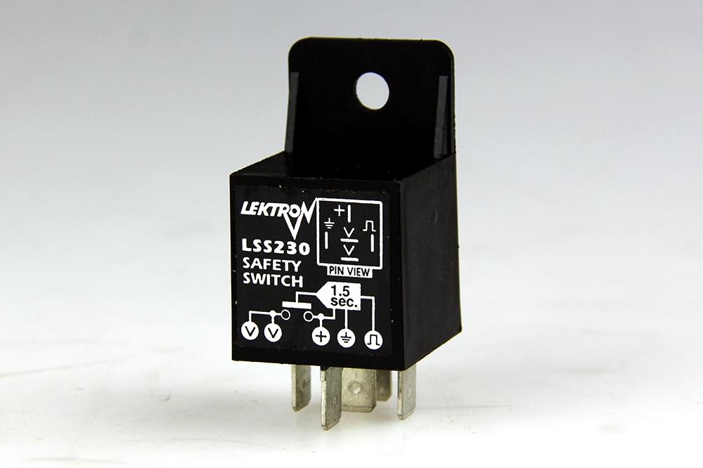 Inductie relais LPG