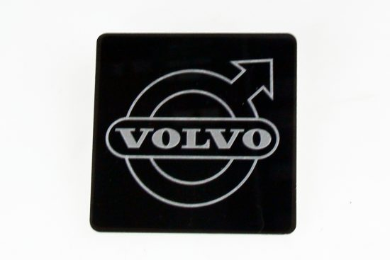 Grille embleem Volvo 200