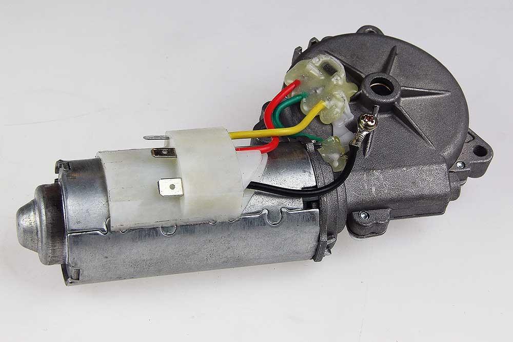 Ruitenwissermotor Achterklep