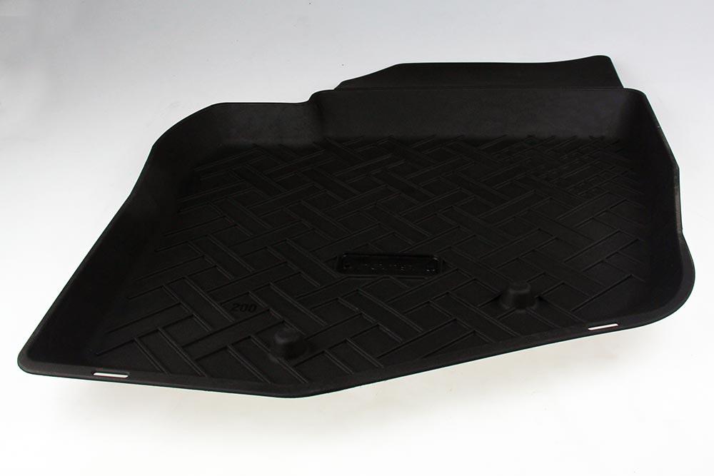 Rubberen mat voorzijde LINKS S60, S80, V70 P26, XC70