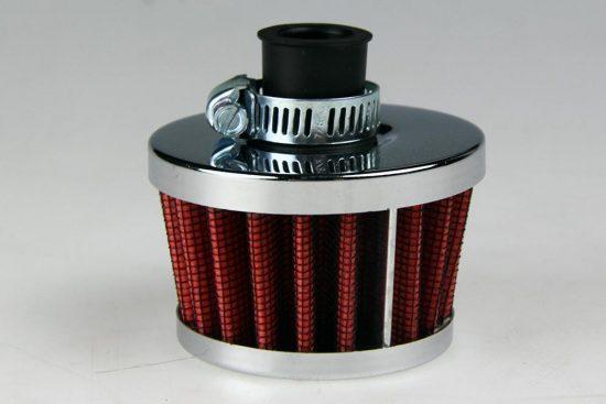 Performance filter carterontluchting K & N look.