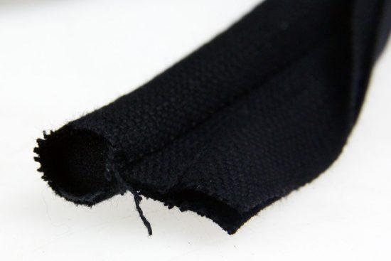 Interieur rubber 544 / 210 zwart