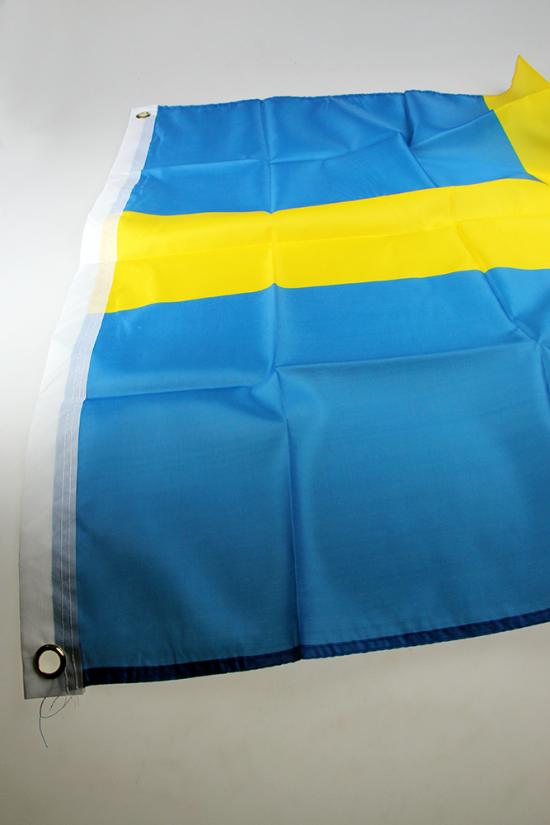 Zweedse vlag