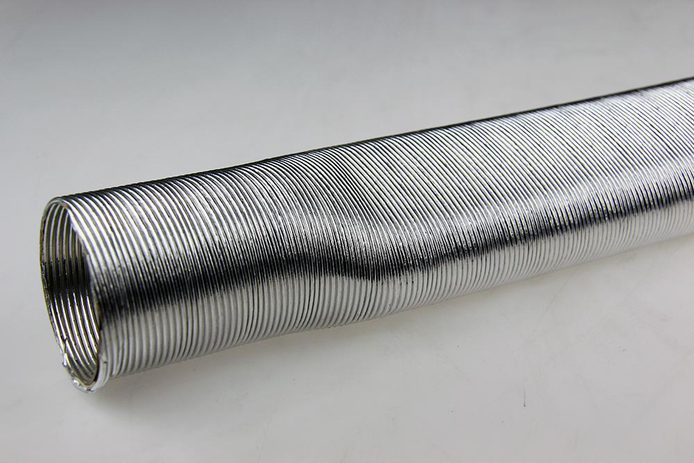 Slang lucht voorverwarming aluminium