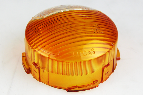 RAW glas oranje / wit P1800