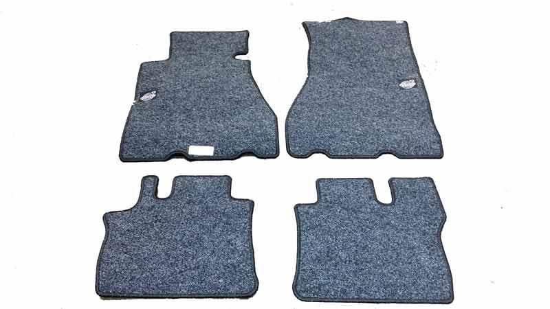 Mattenset 4-delig P1800