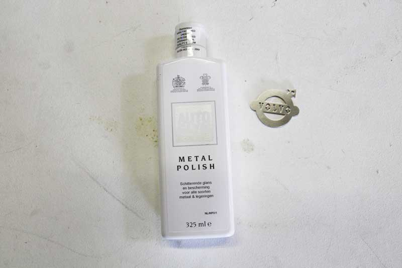 Metal Polish 325 cc