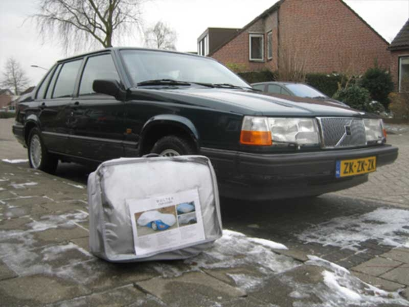 Moltex Carcover / Autohoes 4,90 mtr Model stationwagon.